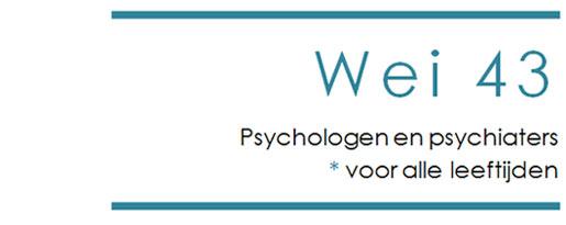 Vrijgevestigde klinisch psychologen en psychiaters: groepspraktijk WEI43